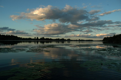 All, Reflections, Clouds, Canada, Glenburnie