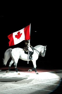 All, Flags, Horse, Canada, Ottawa