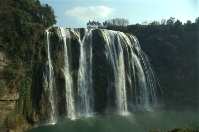 All, China,Water Fall
