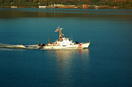 All, U.S. Coast Guard, Wrangell, Boat, Ship, Wrangell, Alaska, USA