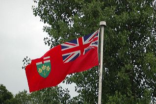 All, Flags, Ontario